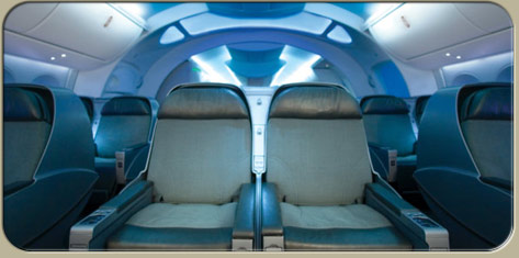787 Dreamliner Executive Class